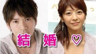 V6・長野博が女優の白石美帆と結婚! 〈オススメ動画〉 【衝撃】V6長...