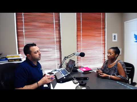 CRA Academy Intern Doing A Mock Clinical Research Assistant Interview