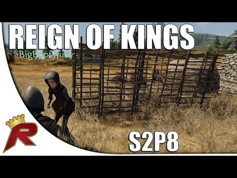 "Reign of Kings - S2P8: ""Karaoke or Die!"" (Roleplaying Multiplayer)"