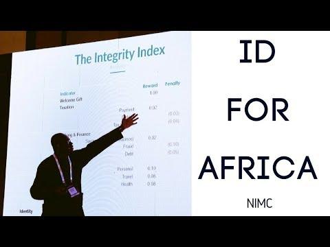 Identity for Africans on the Blockchain - World Blockchain Summit 2018 - NAIROBI