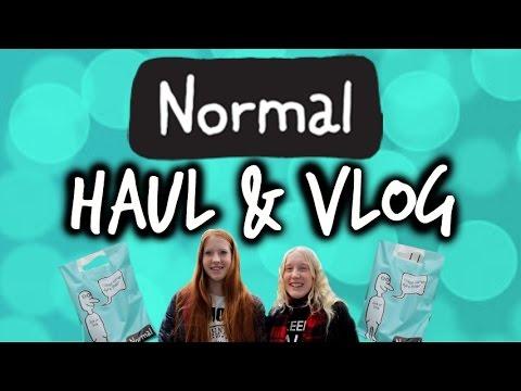 NORMAL HAUL & MINI VLOG (ÅBNING AF HELSINGØRS NORMAL)