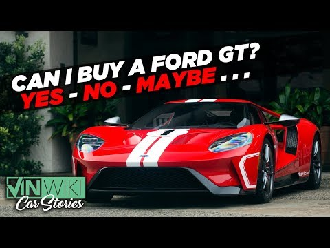 Ford can't decide if I get to buy a GT