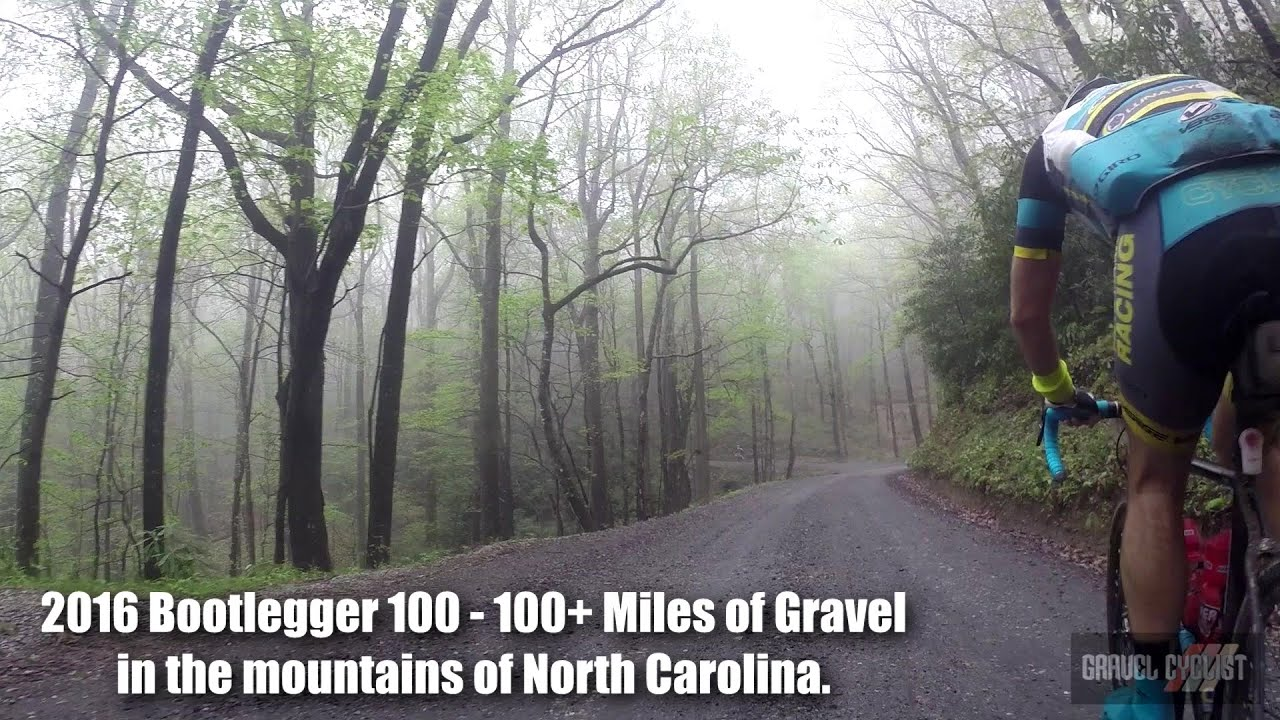 2016 Bootlegger 100 Gravel Race - Lenoir, North Carolina -6890
