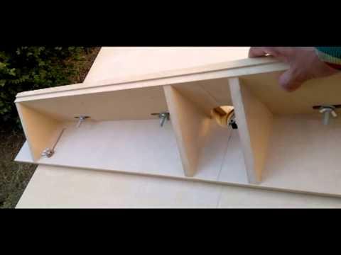 Mesa para router para marcelo gomez youtube for Mesa para fresadora