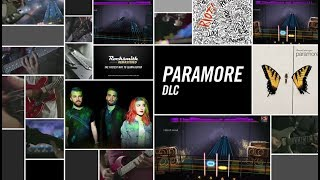 Paramore - Rocksmith 2014 Edition Remastered DLC