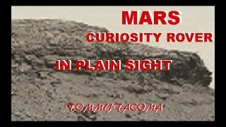 MARS CURIOSITY ROVER IN PLAIN SIGHT