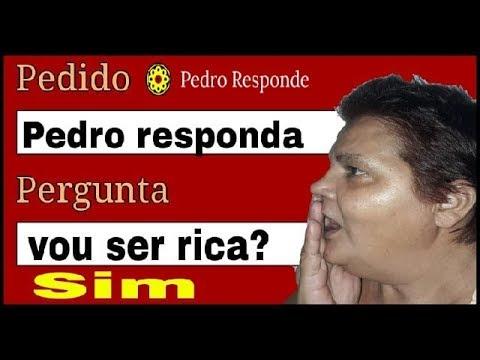 Pedro Por Favor Responder.