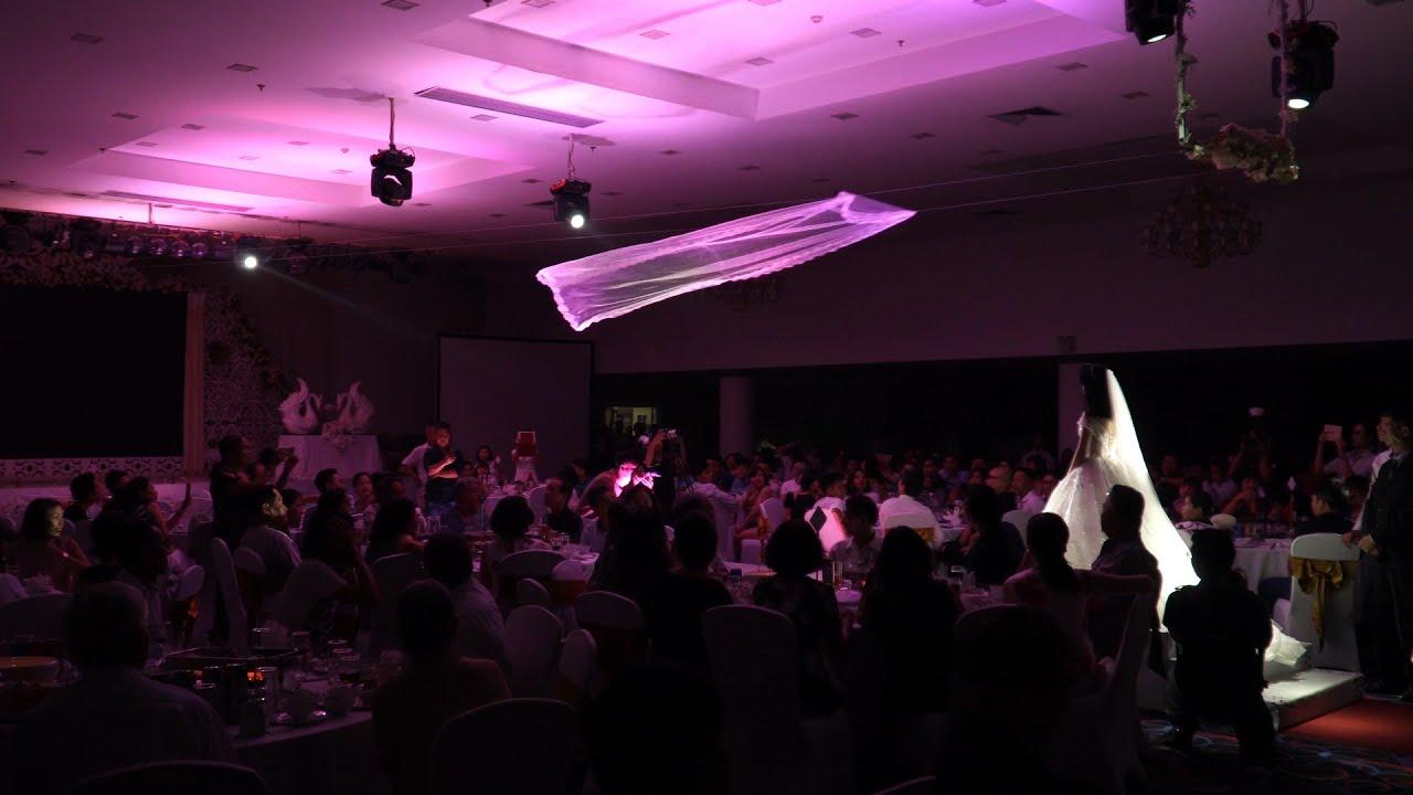 Ấn tượng khó phai từ nghi lễ cưới đặc sắc tại Vạn Hoa