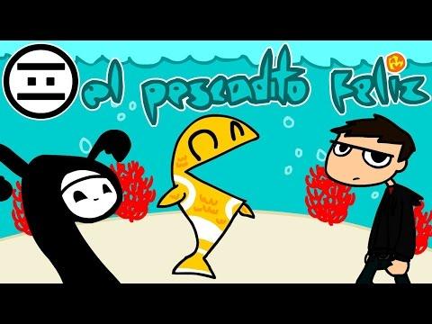 #PINCHIMONO - Pescadito Feliz