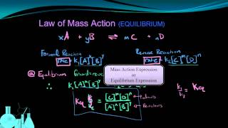 Chemistry 11.7 What is the Equilibrium Constant, Keq?