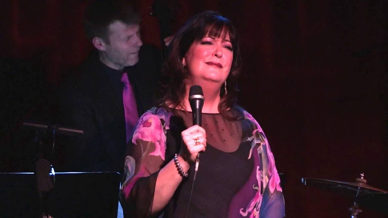 """Artwork representing Ann Hampton Callaway Sings """"The Folks Who Live on the Hill"""" - Live from Birdland, New York"""