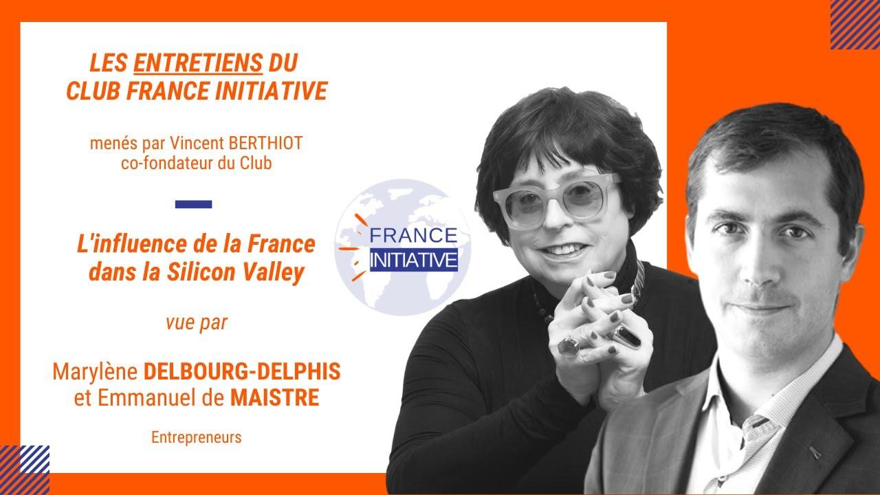 Les Entretiens du CFI : Marylène DELBOURG-DELPHIS et Emmanuel de MAISTRE, entrepreneurs