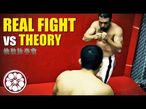 Here's What YOU'RE NOT Told About Real Fighting In WING CHUN