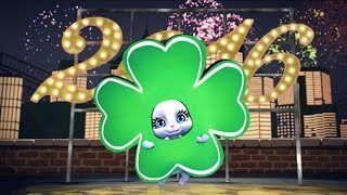 Zoobe Зайка Пожелания на Новый год!