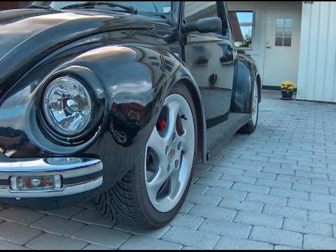 Volkswagen 1303 with Porsche parts