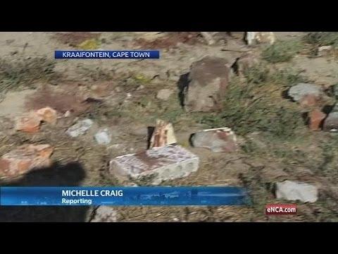 Kraaifontein murder scene left exposed