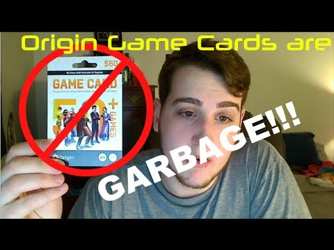 raptorrant origin game cards are garbage youtube