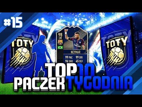 FIFA 18 | TOP 10 PACZEK TYGODNIA  | #15 |