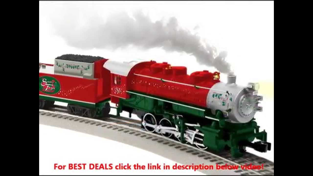 Christmas Train Set Price|MUST HAVE Christmas Tree Train ...