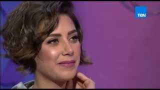 قمر 14 - لقاء خاص مع الفنانة هبة عبد العزيز