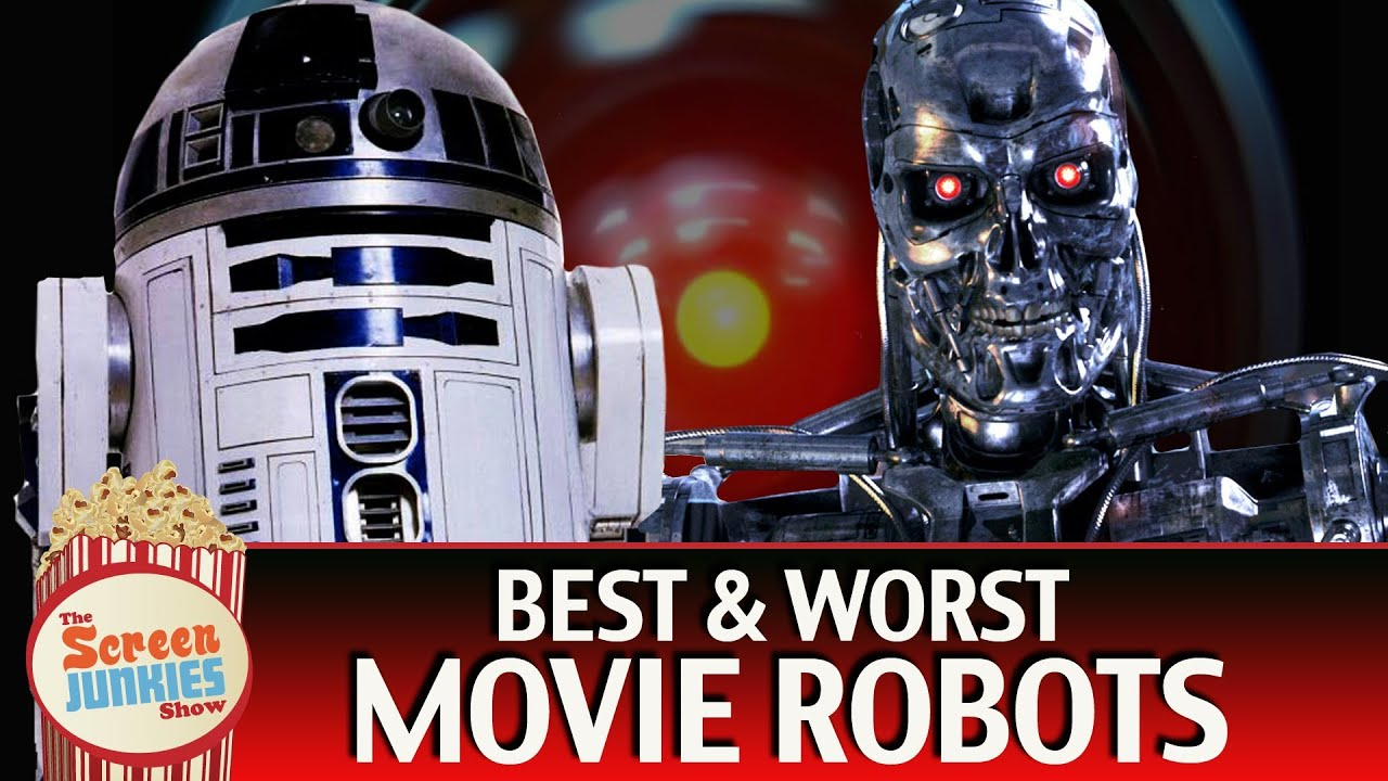 The best movie about robots 53