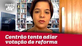 Em CCJ sem pulso de Francischini, Centrão tenta adiar votação de reforma | #VeraMagalhães