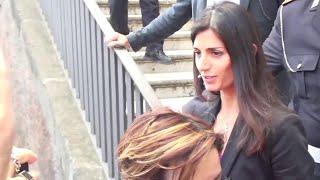 Stadio Roma, Raggi: ''Andrò in procura per fare chiarezza, sono parte lesa''