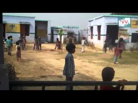 Shortage of Teachers in Bhanpur Rani, Uttar Pradesh - Video Volunteer Bramhjeet Reports