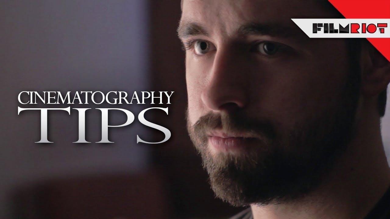 sc 1 st  YouTube & Cinematography Tips: Breaking Up u0026 Diffusing Light! - YouTube azcodes.com