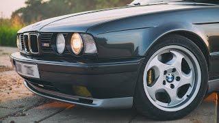 1993 BMW M5 3.8 E34 Touring / POV / kok