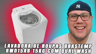 Lavadora de Roupas Brastemp BW…