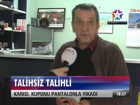 21 milyon tl lik bilet makinada yıkanmış talihsiz talihli
