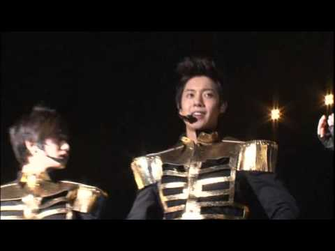 SS501 - SHANGHAI DVD PERSONA IN SEOUL 1st ASIA TOUR LIVE CONCERT