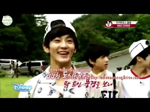 [THAISUB] SMROOKIES - Mickey Mouse Club Diary EP2 (1/4)