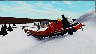 THOMAS AND FRIENDS The World Of Thomas ROBLOX!