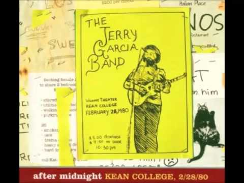 Eleanor Rigby into After Midnight (Reprise) - Jerry Garcia Band