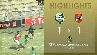 FC Platinum 1-1 Al Ahly   HIGHLIGHTS   Match Day 4   TotalCAFCL