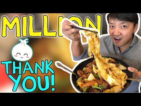 THANKS A MILLION!    Food Adventure GIVEAWAY [Closed]