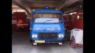 SDH Velvary repase vozu A30 N Avia