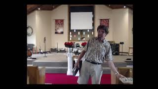 Corner House Christian Church Service Sunday June 28, 2020
