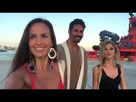 On Ibiza Clouds: Adlib Fashion Show 2017 shot with iPhone 6 Plus Osmo Mobile Filmic Pro