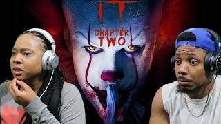 IT Chapter 2 Official Movie Trailer REACTION!