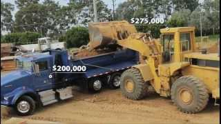 Construction Equipment Management Software for On- & Off-Highway Fleet Tracking