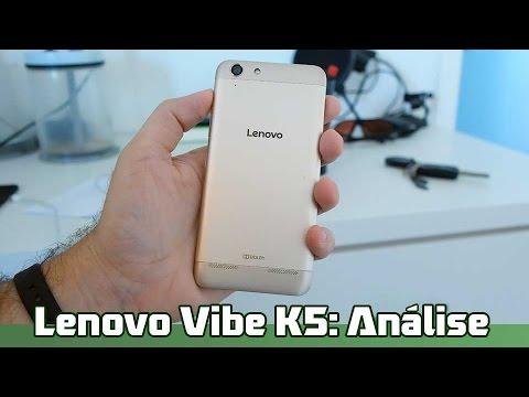Lenovo Vibe K5: Análise [Review BR]