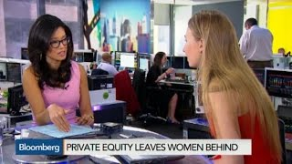 Few Women Executives in Private Equity: Here's Why