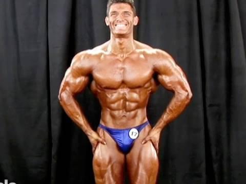 2008 Teen/Collegiate Bodybuilding Posing 2 - YouTube