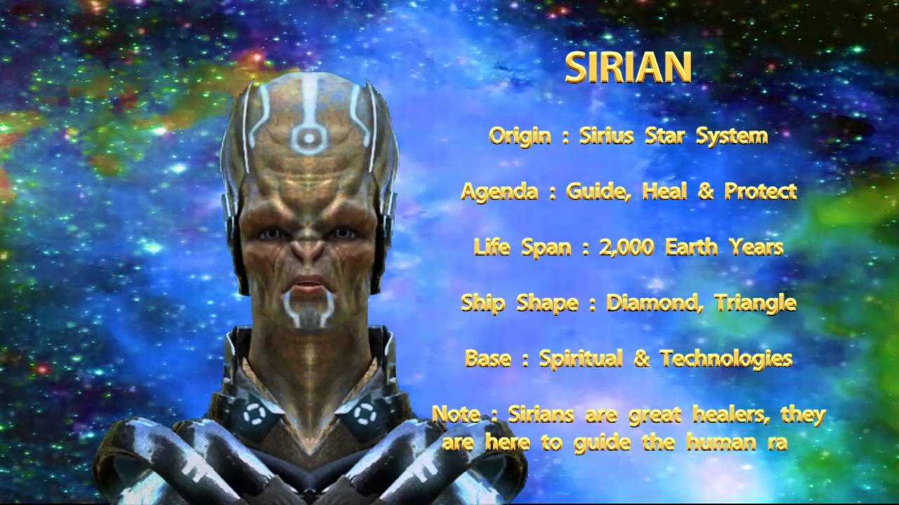 Sirius Starseed – Who are the sirius starseeds ? blogging about
