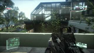 Crysis 2 Demo (Beta) on PC - HD Gameplay