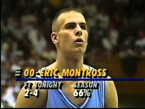 02/03/1993:  #6 North Carolina Tar Heels At #5 Duke Blue Devils