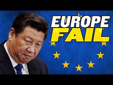 China's Big European Failure